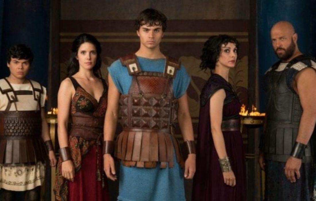 Olympus Season 2 Release Date