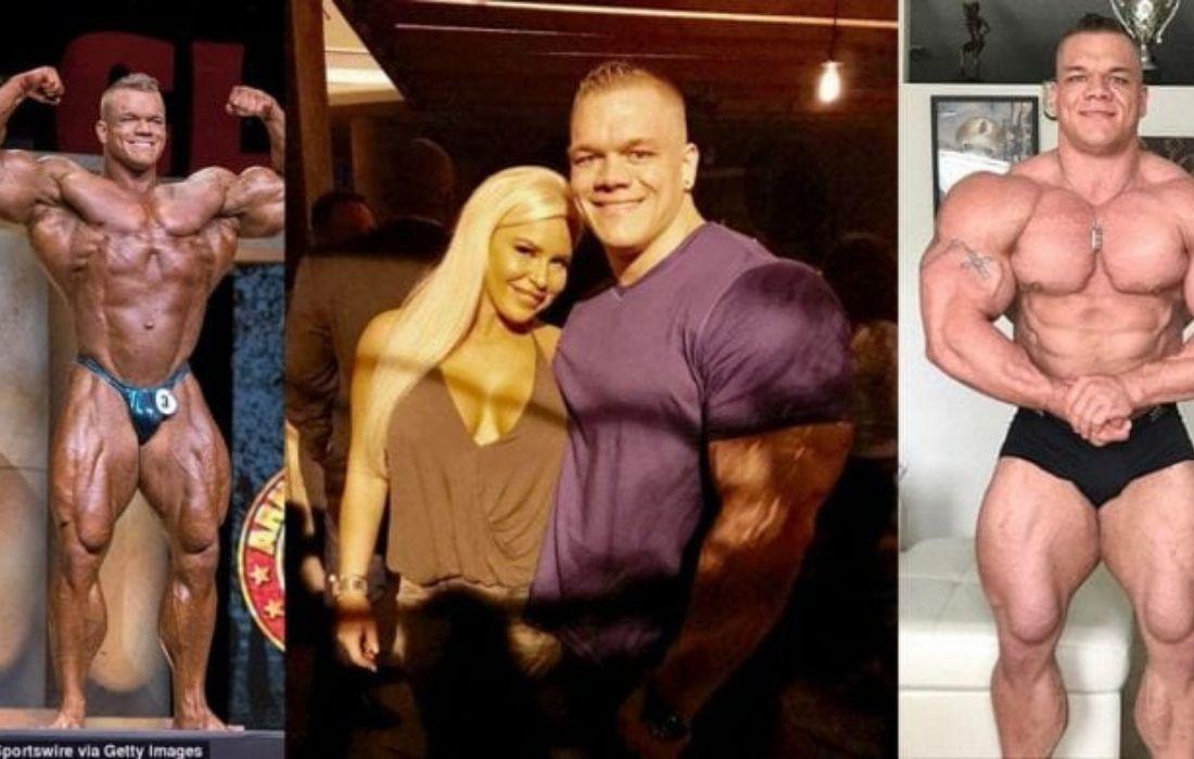 BREAKING NEWS: WWE ace Dana Brooke's bodybuilding boyfriend Dallas McCarver dead at 26 after 'choking on food'
