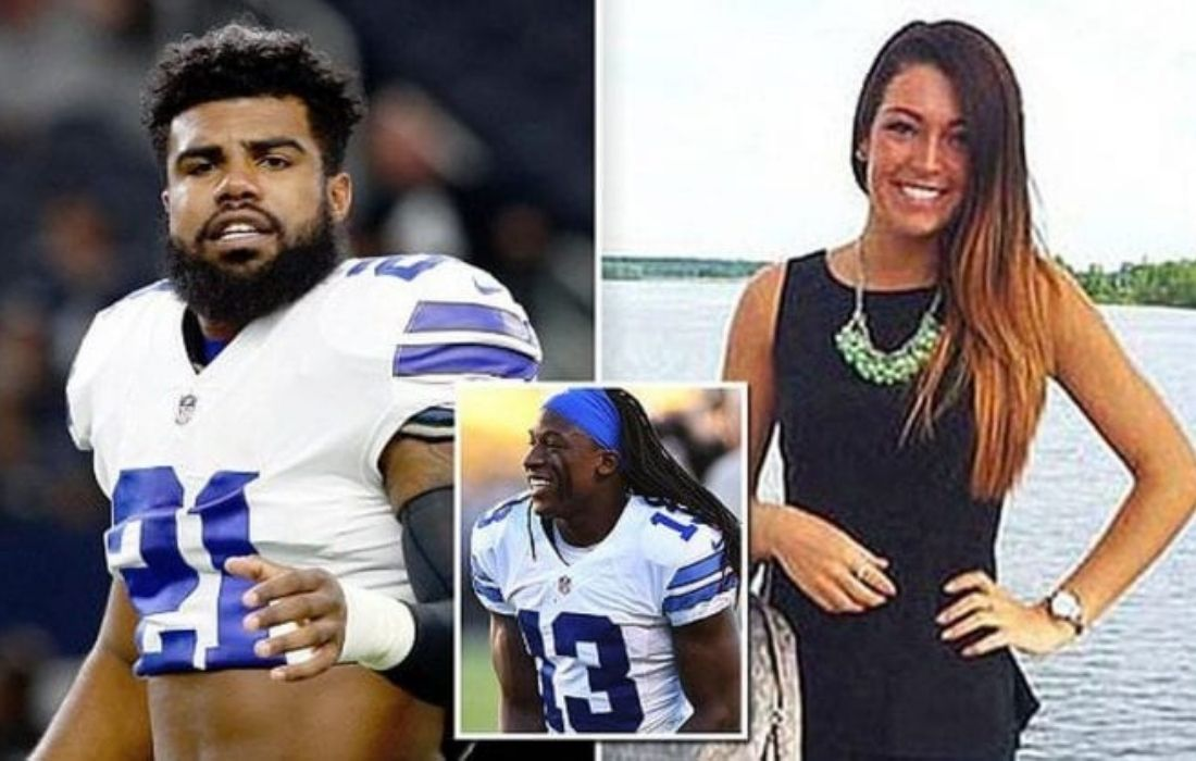 Ezekiel Elliott claims his ex 'taunted' him about Relationship with his Teammate?!