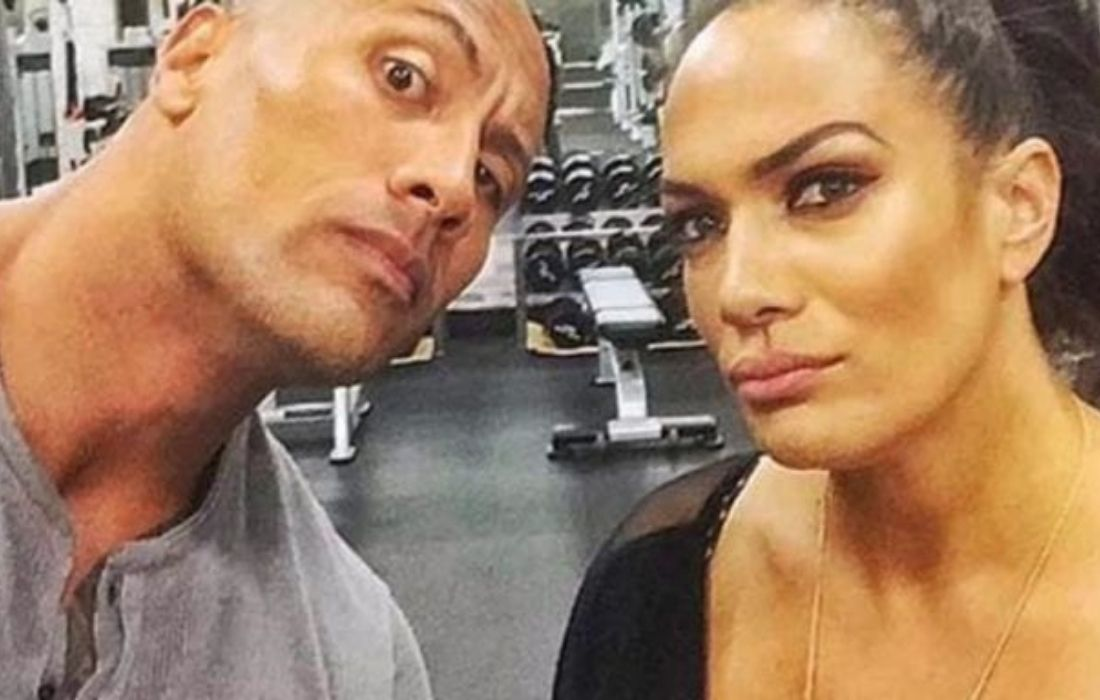 Here Is What Nia Jax Told The Rock Before Becoming A Wrestler!