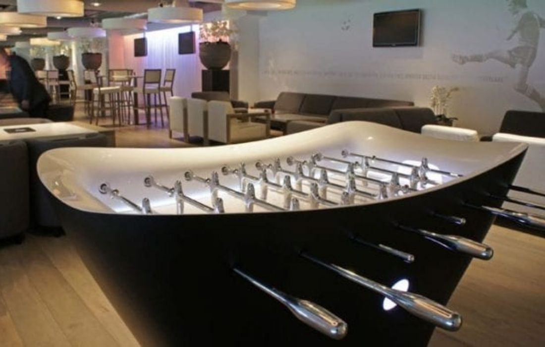 The Most Expensive Foosball Tables