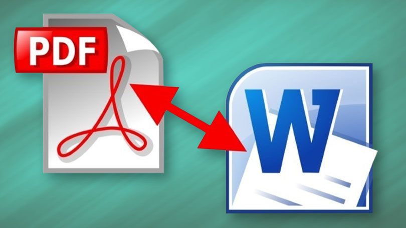 Converting PDF File Word